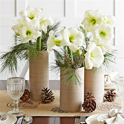 Vase Centerpieces by Centerpieces