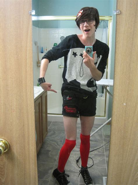 femboy style sarah genderfork