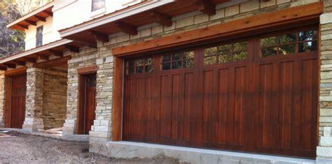 Wooden Garage Door by Photos Custom Wood Garage Doors Best Tucson Garage Door
