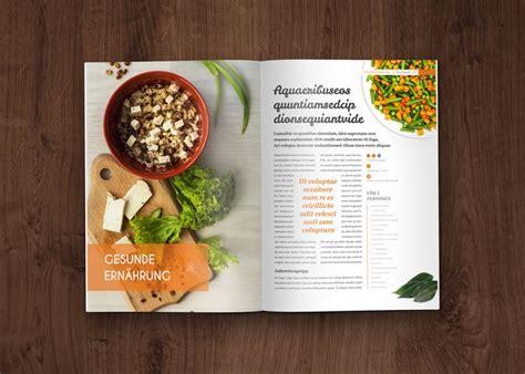 Rezept Design Vorlage Die Besten 17 Ideen Zu Rezeptbuch Design Auf Zeitschriften Layouts Artikel Layout