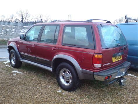 1998 ford explorer 1998 ford explorer overview cargurus
