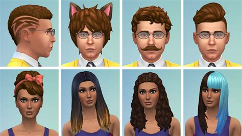 the sims 3 hairstyles and their expansion pack review the sims 4 cats dogs expansion sa gamer