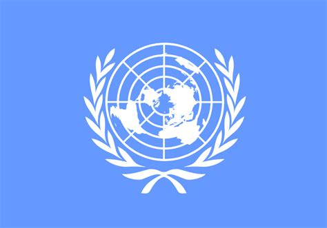 United Nations by File Flag Of The United Nations Png