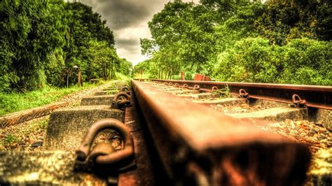 hd photography wallpaper hd train tracks wallpaper wallpapersafari