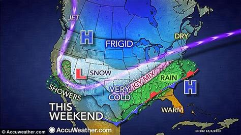 us weather map jet winter cleon delivers heavy snowfall and icy