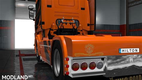 tuning  scania rs mod  ets