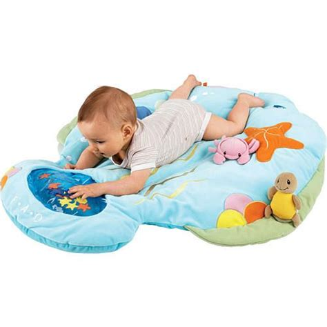Tummy Time Mats For Newborns by This Snuggly Soft Play Mat Makes For An Of Tummy