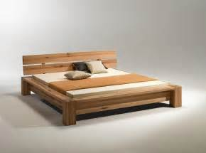 Diy Wood Platform Bed Frame by A Wooden Bed Design Bedroom Designs Gorgeous Oak Simple Solid Wood Bed Modern Design For The