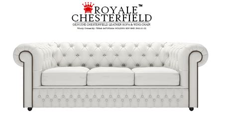 Sofa Kulit Chesterfield royale chesterfield 4 tips berkesan untuk penjagaan sofa kulit