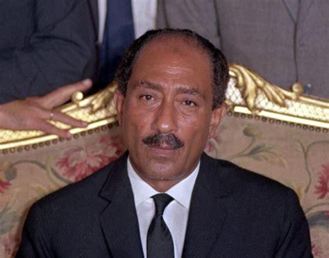anwar sadat a look at anwar sadat who was killed in cairo 35 years ago ny daily news