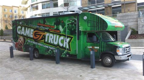 seattle truck gametruck seattle trucks