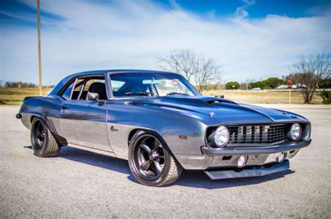 1969 camaro ss supercharged bbc for sale in harker heights texas united states