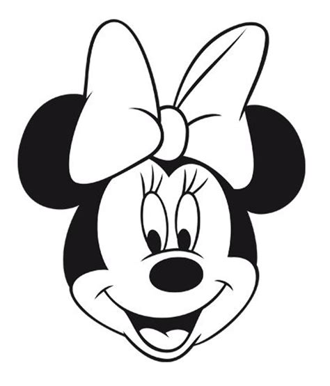 imagenes blanco y negro de mickey andrea lar tarta de minnie mouse