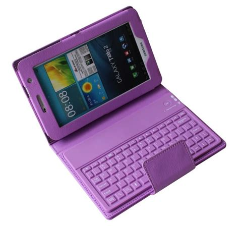 Samsung Galaxy Tab 2 Keyboard bluetooth wireless keyboard for samsung tab 2 3 4 7 0