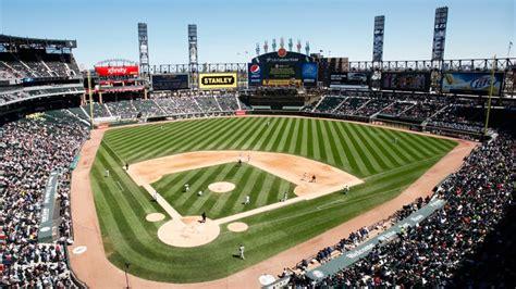 white sox stadium seating guaranteed rate field worst stadium name in baseball
