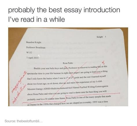 Best Essay by Best Essay Introduction 1 Best Essay Writer