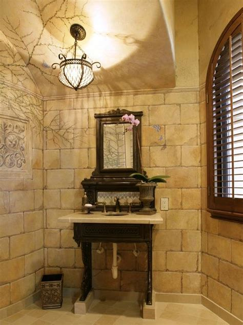 tuscan style bathroom ideas tuscan style bathroom photos