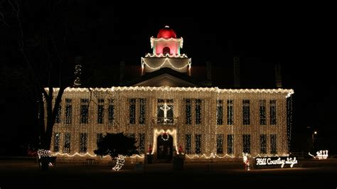 best 28 hill country regional christmas lighting trail