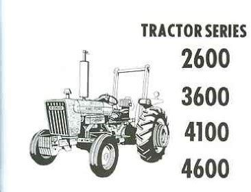 ford 3600 tractor parts diagram ford 3600 diesel wiring yesterday s tractors