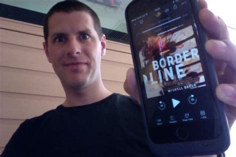 Borderline The Arcadia Project science fiction book review podcast luke burrage reads a