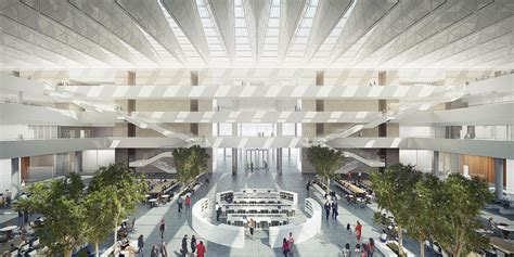 Cleveland Clinic Western Mba by Designs Unveiled For Foster Partners Quot Health Education