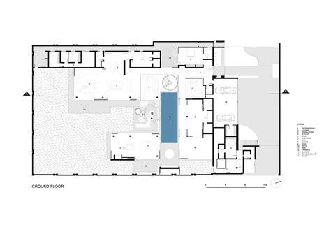 Traditional Floor Plans modern mansion with perfect interiors by saota