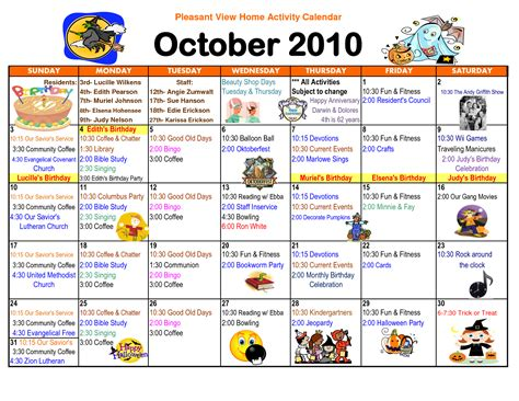 Free Activity Calendar Template by Free Printable Trivia For Nursing Homes Upcomingcarshq