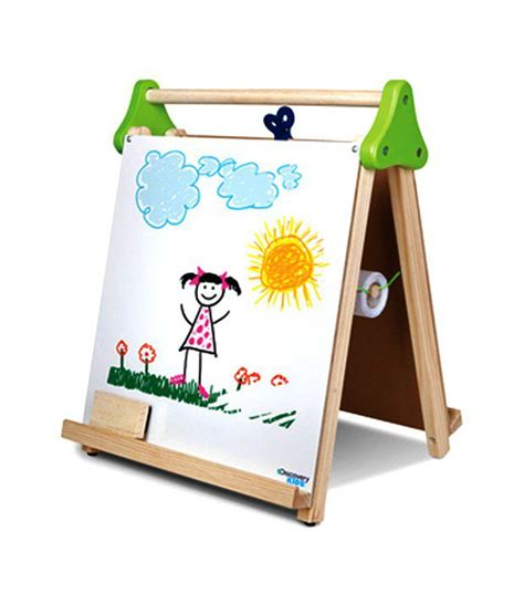 best easel for toddlers and retails discovery kids tabletop easel drawing