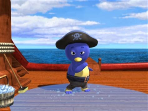 the backyardigans pablo pablo in fly