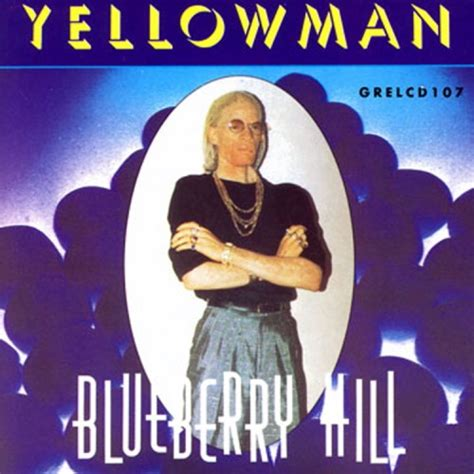 Letter Yellowman Yellowman Blueberry Hill Vp Records