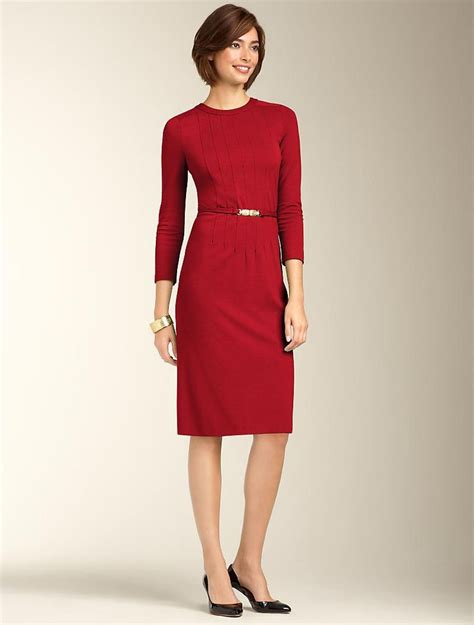 Classic Belted Sheath 1000 images about business casual on kate