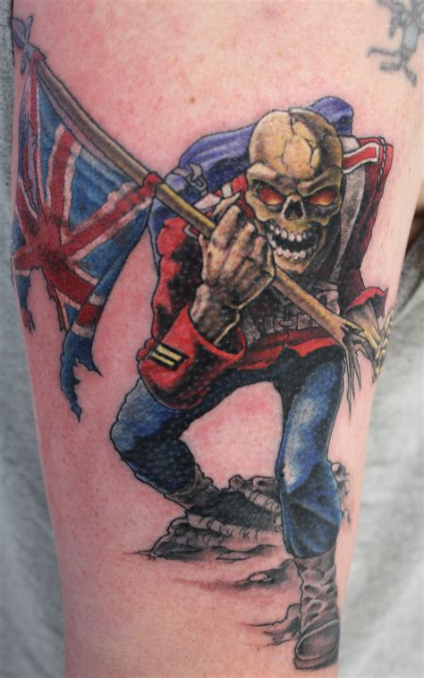 iron maiden eddie by lucky s hwy