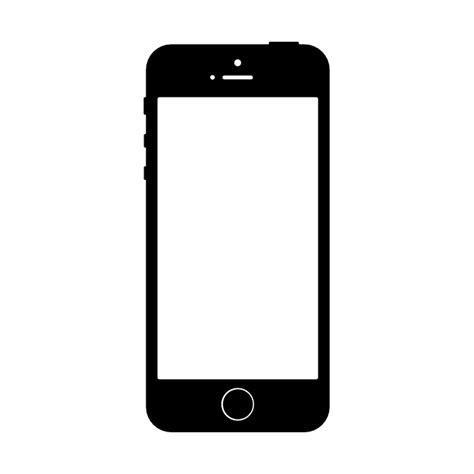 apple iphone 5s with ios7 pixelmator template design