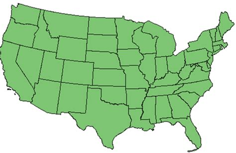 united states map cad drawing reproject incoming data to a new coordinate system