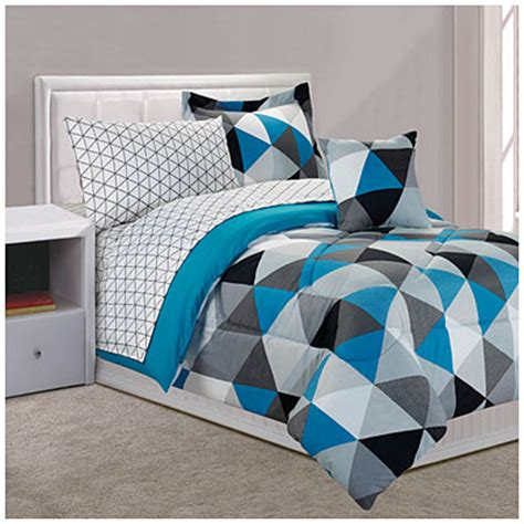 big lots bed in a bag view dan river 174 twin stark 6 piece bed in a bag comforter