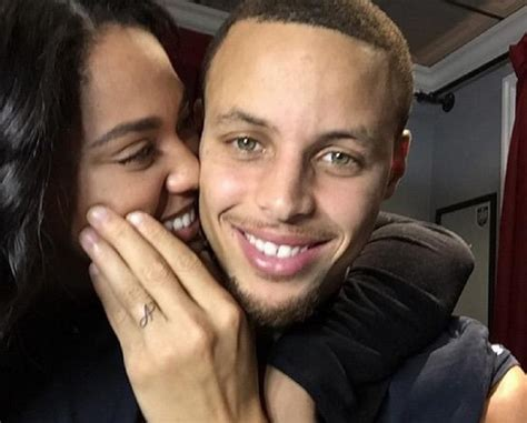 Steph Curry ring finger tattoo honors wife Ayesha   Larry