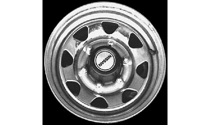 Nissan Truck Wheels Bolt Pattern Nissan Hardbody Rims At Andy S Auto Sport