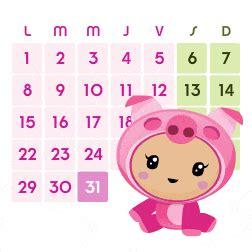 Calendario Kawaii Widgets Calendarios Gratis Widgets Kawaii Para Tu