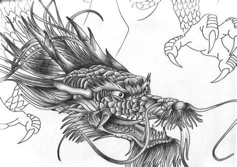 dragon face tattoo designs best 25 tattoos ideas on
