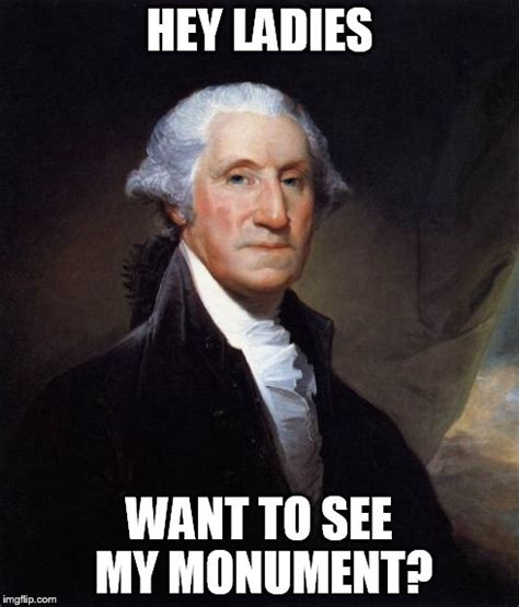 George Washington Memes - george washington cartoon
