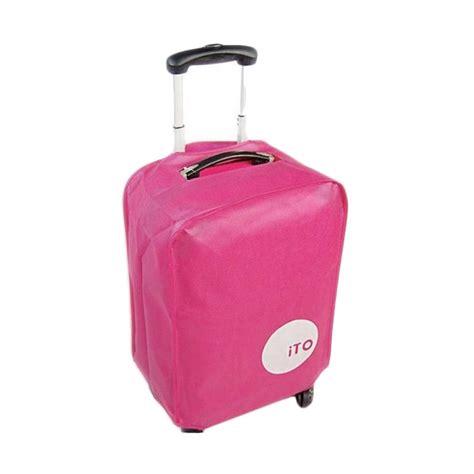 Pelindung Koper Ito 28 jual ito luggage cover pelindung koper 20 inch