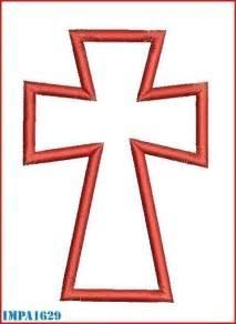 cross templates template of a cross clipart best