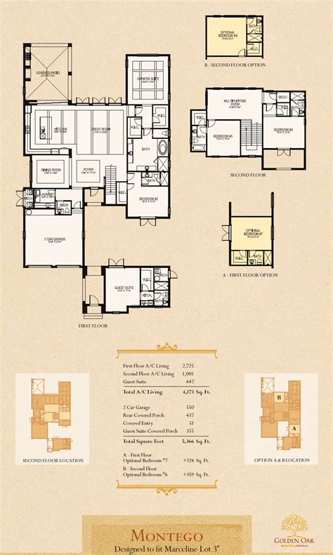 disney floor plans disney golden oak luxury new homes in lake buena vista