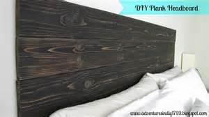 Wood Plank Headboard Adventures In Diy Plank Headboard