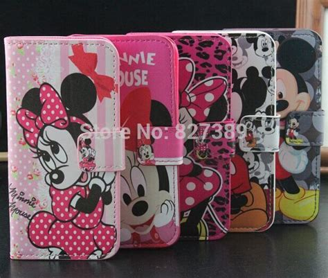 Flipshell Mickey Minnie Mouse Note 3 for samsung galaxy s3 new arrival mickey minnie mouse flip pu leather phone cases covers for