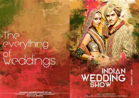 Indian Wedding Brochure by Indian Wedding Zowed