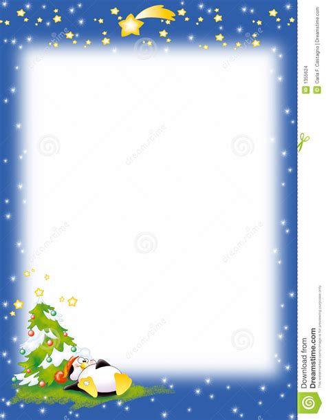 Christmas Letter Background Template Sles Letter Template Collection Free Letter Background Template