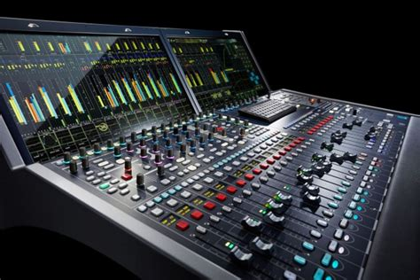 console audio audio consoles eight of the best installation