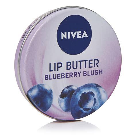 Nivea Lip Butter Blueberry 16 7g nivea lip butter bluebrry 16 7g
