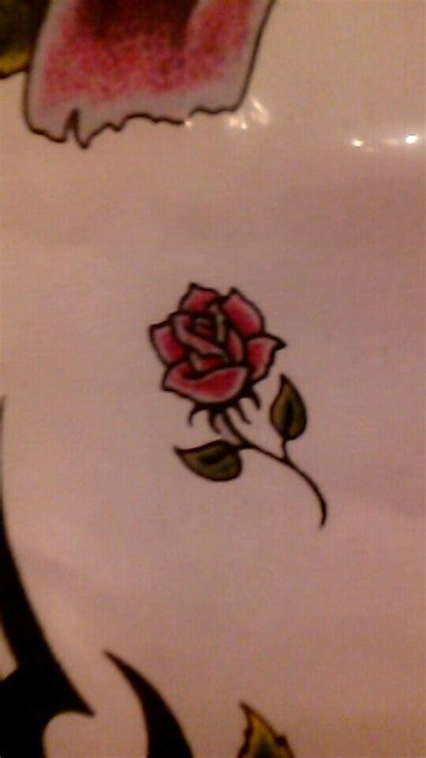 tiny rose tattoo 1000 images about tattoos on